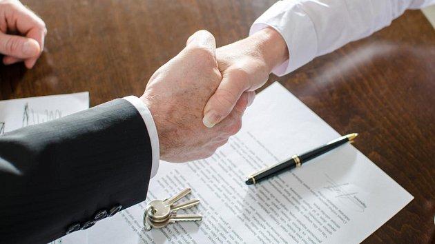 Smlouva/ilustrační foto