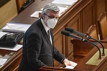 Vicepremiér a ministr průmyslu a dopravy Karel Havlíček