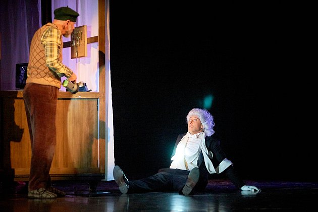 OPERA? OPERA! humorně přiblíží historii opery náctiletým divákům a pobaví idospělé.
