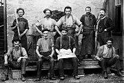 Dělníci. Ilustrační foto