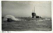 Ponorka australského námořnictva AE1 se potopila v prvních válečných dnech roku 1914