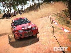 Počítačová hra Dirt 4.
