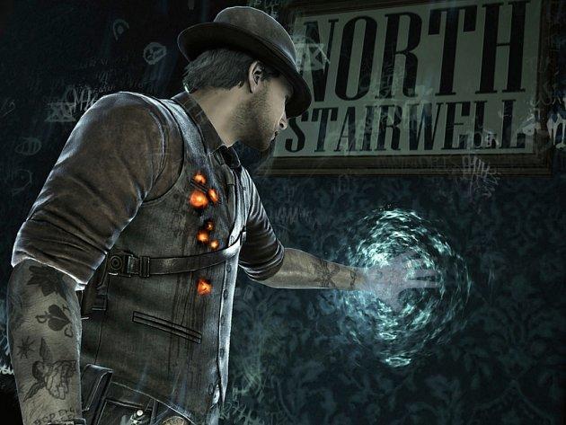 Počítačová hra Murdered: Soul Suspect.