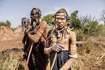Afričtí domorodci
