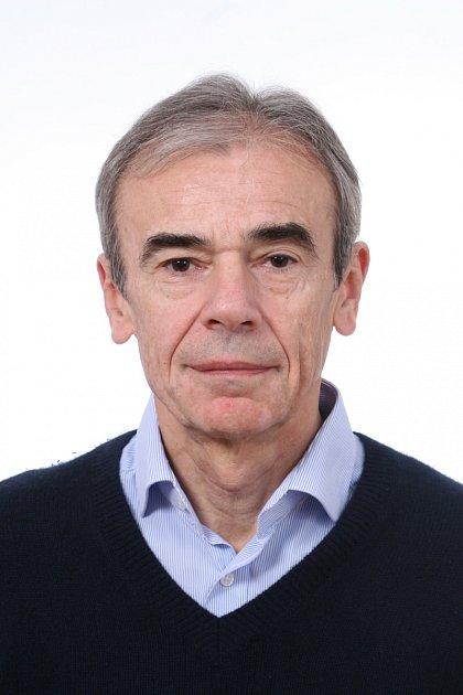 prof. MUDr. Jiří Vencovský, DrSc., předseda České revmatologické společnosti.