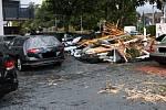 V Německu řádila bouře Fabienne