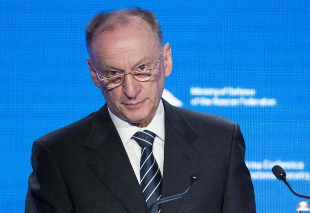 Šéf ruské bezpečnostní rady Nikolaj Patrušev