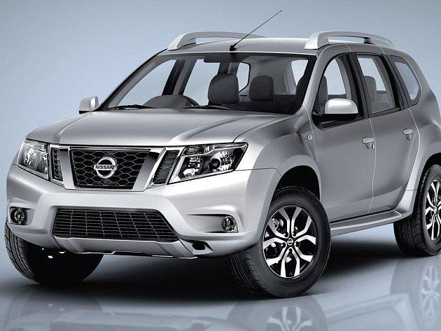 V Indii prodávaný Nissan Terrano je lehce upravená Dacia Duster.