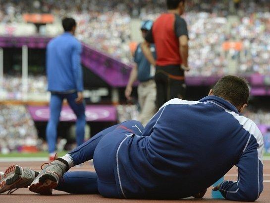 Pro Romana Šebrleho neskončil poslední olympijský závod dobře.