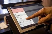 Elektronická evidence tržeb, dotyková pokladna pro EET.