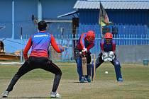 Kriket v Afghánistánu.