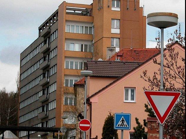 Nemocnice v Rakovníku. Ilustrační foto.