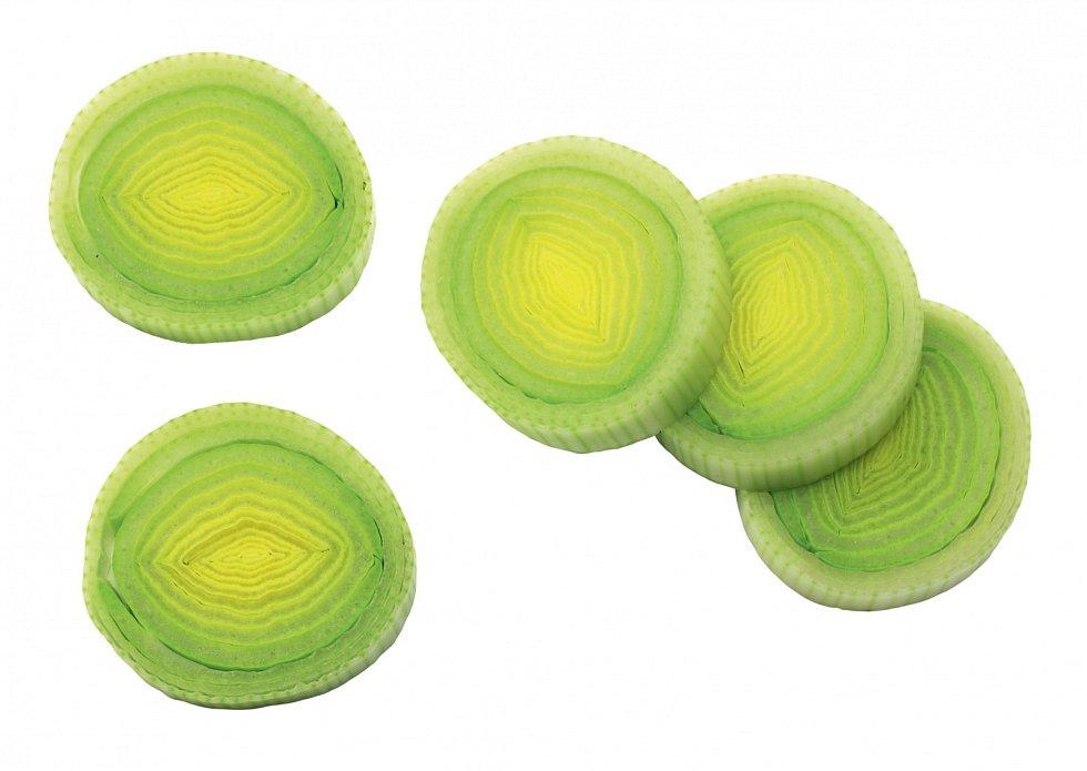 Dejte zelenou zelenině.