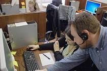 Operátor Call centra Skupiny ČEZ (Kolín)