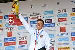 Tomáš Rak, bronzový na ME v trojí kategorii C1 muži