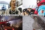 Videosouhrn Deníku – 18.–19. ledna 2018