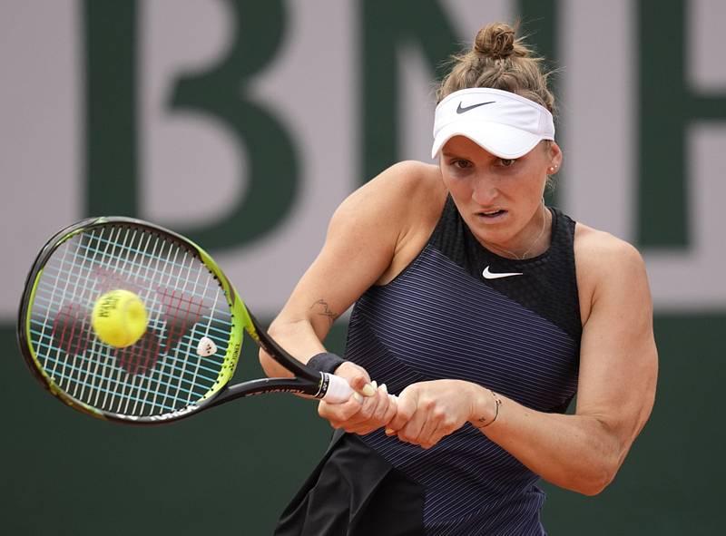 Česká tenistka Markéta Vondroušová.