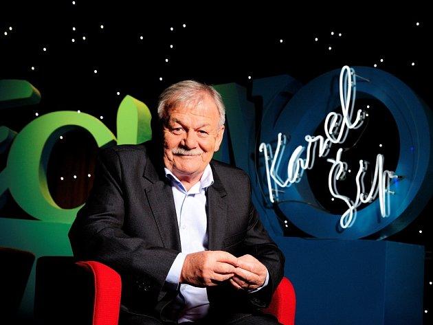 Karel Šíp ve Všechnopárty.