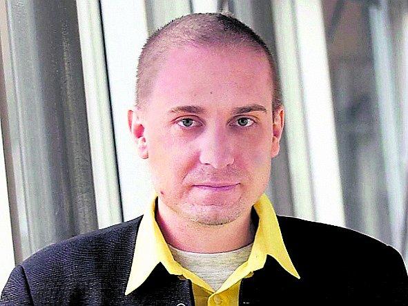 Místopředseda Klubu přátel rozhleden Pavel Gajdoš.