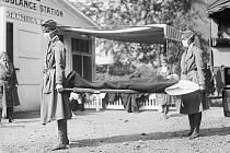 Španělská chřipka zasáhla v letech 1918 až 1920 celý svět a přinesla desítky milionů mrtvých