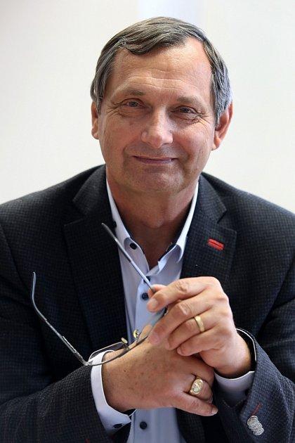 Vlastimil Gothard, ředitel areálu ve Zbirohu