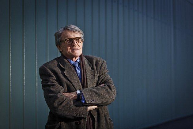 Politolog Petr Robejšek.