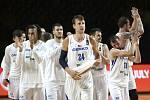 Čeští basketbalisté jsou na cestě do Tokia.