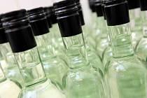 Pančovaný alkohol - ilustrační foto