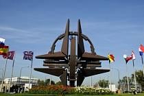 Centrála NATO v Bruselu