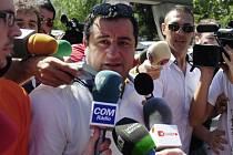 Fotbalový agent Mino Raiola.