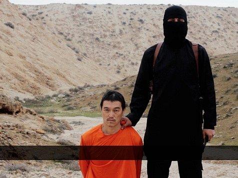 Islámský stát zveřejnil video s údajným stětím Japonce Gotoa.