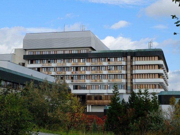 Nemocnice Na Homolce. Ilustrační foto