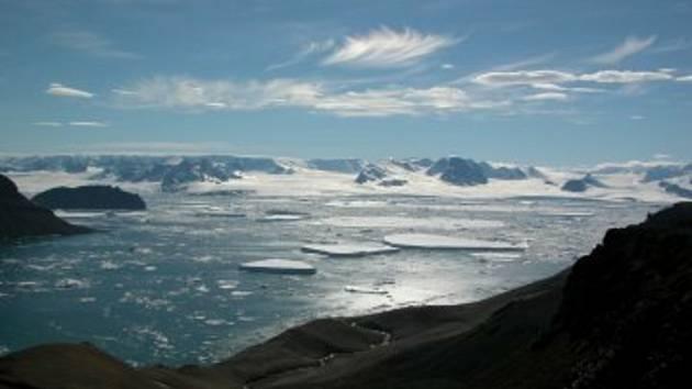 Pobřeží Antarktidy bude podle atlasů omývat nový Jižní oceán