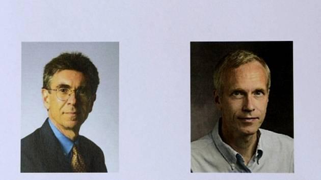 Letošními laureáty Nobelovy cenu za chemii jsou Američané Robert Lefkowitz a Brian Kobilka.