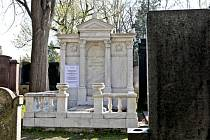 Hrobka rodiny Stiassni