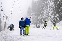 Ve SkiResortu Černá hora - Pec byla 7. prosince 2019 zahájena lyžařská sezona