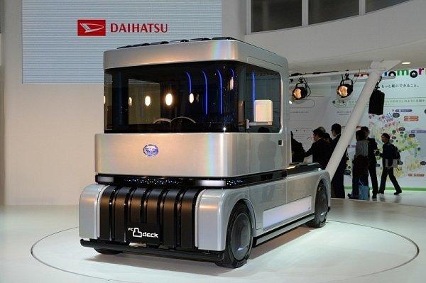 Daihatsu FC Deco Deck.