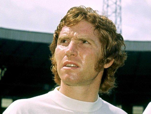 Alan Ball v době, kdy nastupoval za anglickou reprezentaci.