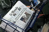 Francouzský deník Le Monde