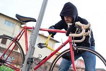 Krádeží jízdních kol přibývá. Nárůst urychlila pandemie.