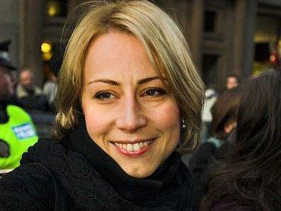 Kateřina Bursíková Jacques.