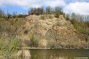 Vyhaslá sopka Krásný vrch je stará 17 milionů let.