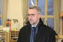 Nový ministr obrany Lubomír Metnar