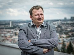 Ředitel organizace Post Bellum Mikuláš Kroupa