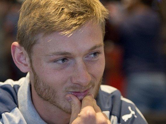 Jakub Brabec na reprezentačním srazu