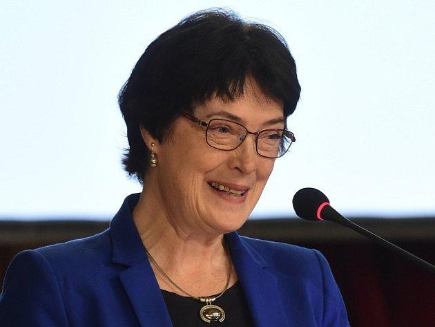 Eva Zažímalová.