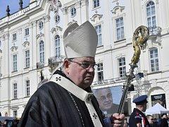 Pražský arcibiskup Dominik Duka.