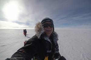 Pavel Sehnal, cesta na jižní pól