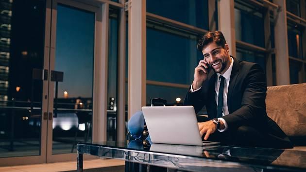 Podnikatel. Ilustrační snímek