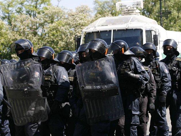 Zásahová jednotka Policie ČR